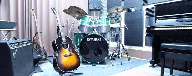 音楽制作 スタジオ