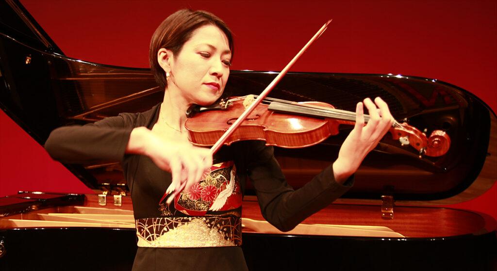 ヴァイオリン 講師 江藤しのぶ